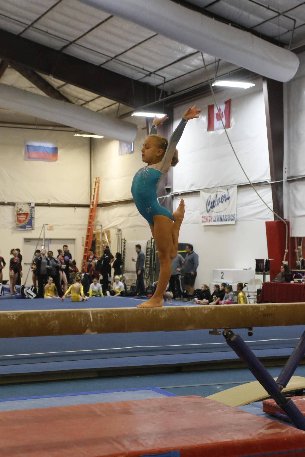 Trampoline Classes - Capital Gymnastics National Training